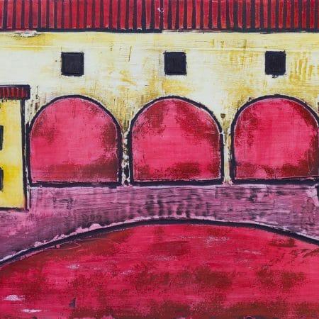 ponte-vecchio-al-tramonto