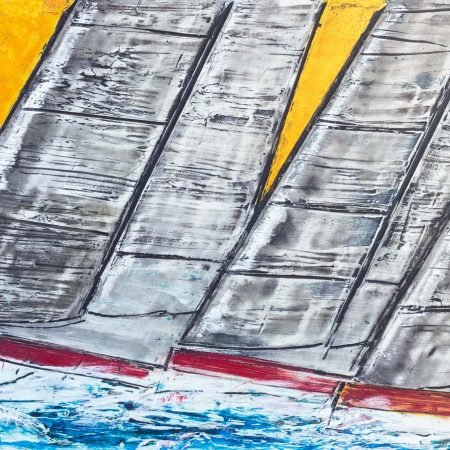 regatta in giallo