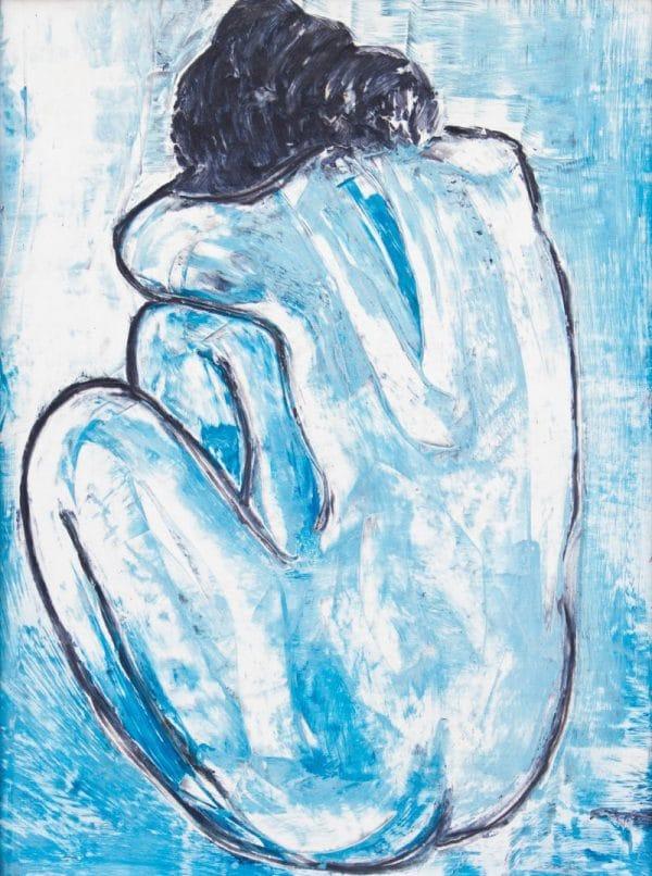 nudo blu