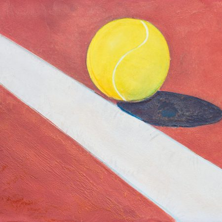 tennis inside out 80 x 140