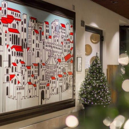 Portrait Hotel Exhibition
