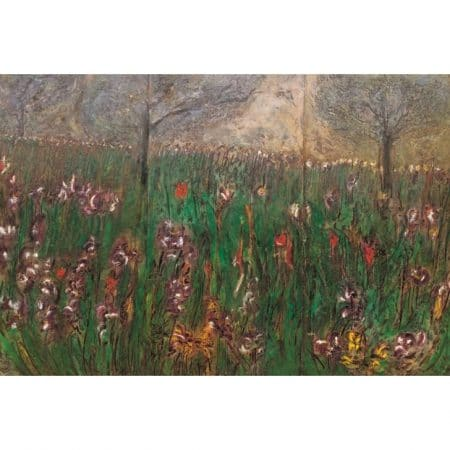 primavera trittico 240×360