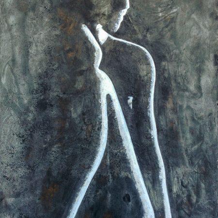 nudo in the shadows