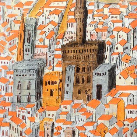 Firenze antica verticale