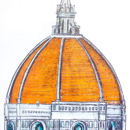 dome orange