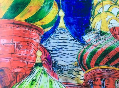 Iguarnieri art exhibition Moscow