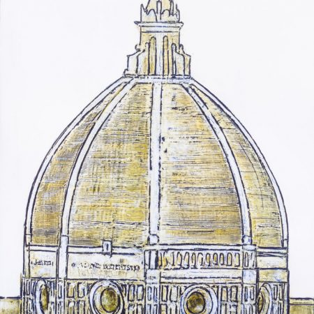 Florence dome yellow