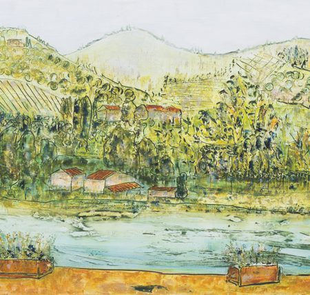 villa la massa landscape