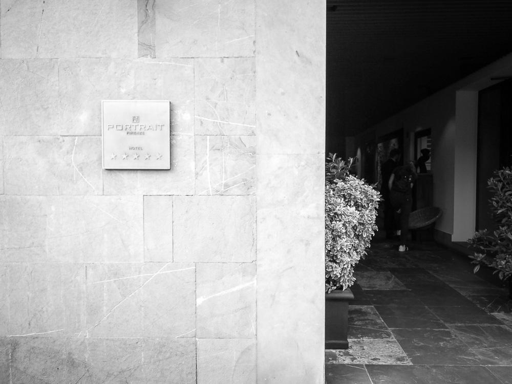 Portrait Hotel Exhibition 2018 1