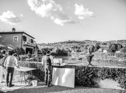 Villa La Massa Exhibition 2018