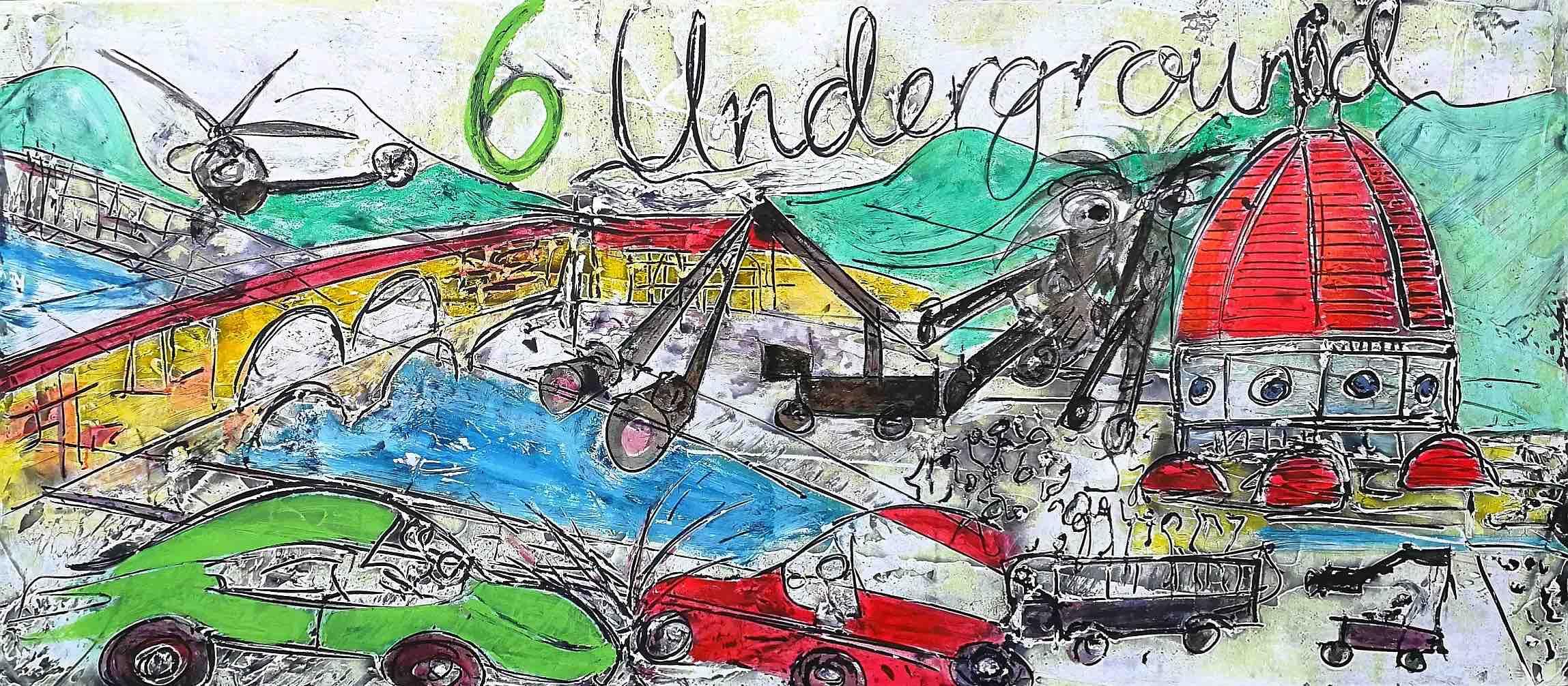 Florence News!! Six Underground by Iguarnieri 4
