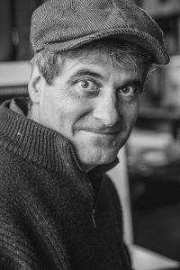 Rodolfo Guarnieri. Painter, ebonist. Founder of Iguarnieri Art Gallery Studio. Local artist Florence.