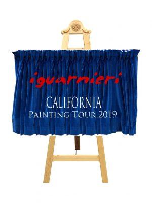 California painting tour 2019
