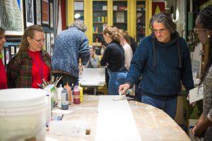 Fresco Painting Master Class 8