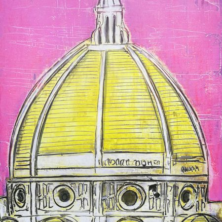 Duomo florence painting