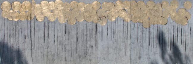Summer 2019, big installation contemporary artwork
